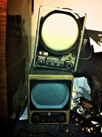 sprzęt z lat 60