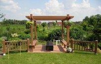 Ekologiczna architektura ogrodowa